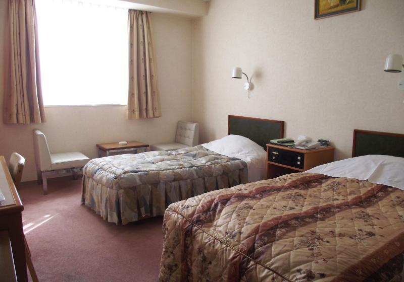 グランドホテル室内写真